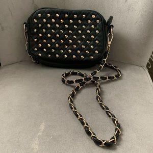 Forever 21 🖤 Black Studded Bag